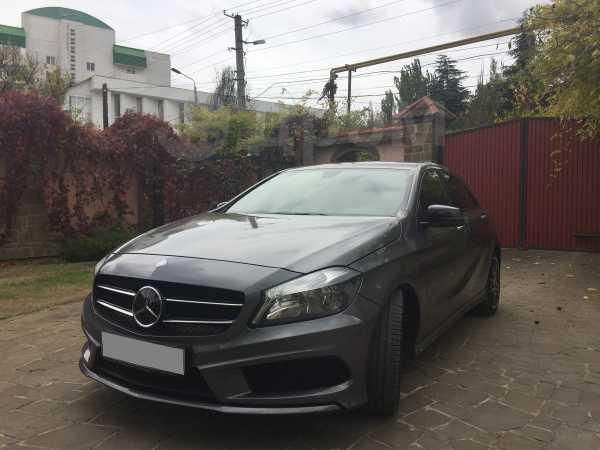 Mercedes-Benz A-Class, 2014 год, 990 000 руб.