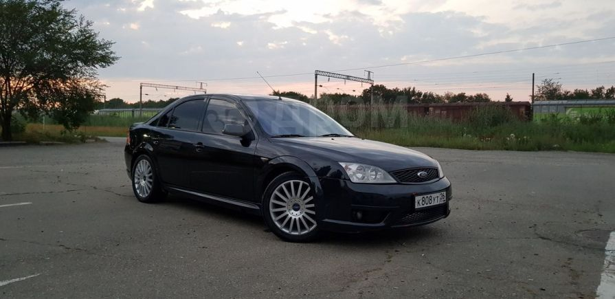Ford Mondeo, 2004 год, 415 000 руб.