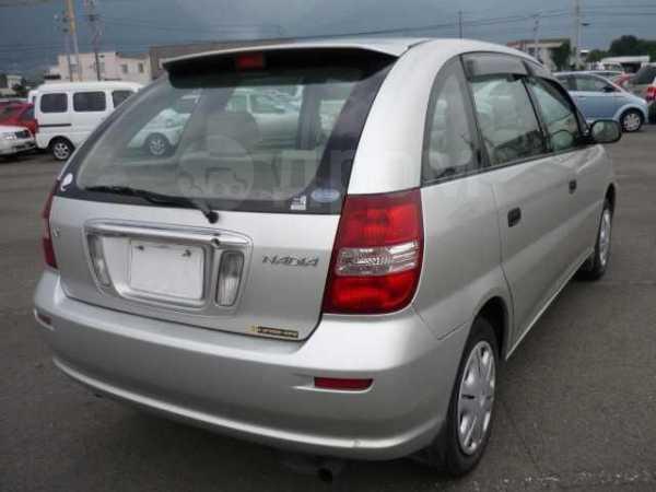 Toyota Nadia, 2001 год, 160 000 руб.