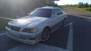 Завитинск Toyota Cresta 1998