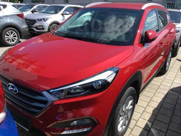 Hyundai Tucson, 2018 год, 1 709 000 руб.