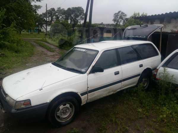 Mazda Capella, 1989 год, 15 000 руб.
