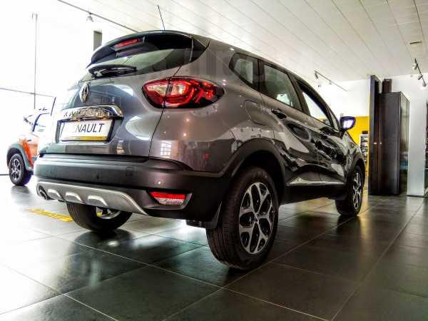 Renault Kaptur, 2017 год, 1 147 950 руб.