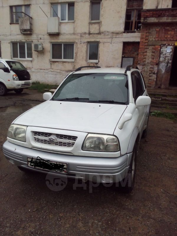 Suzuki Escudo, 1999 год, 375 000 руб.