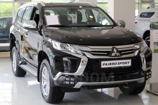 Mitsubishi Pajero Sport, 2018 год, 2 553 000 руб.
