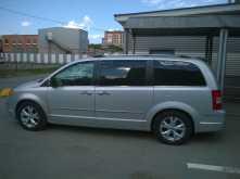 Chrysler Grand Voyager, 2008 г., Екатеринбург