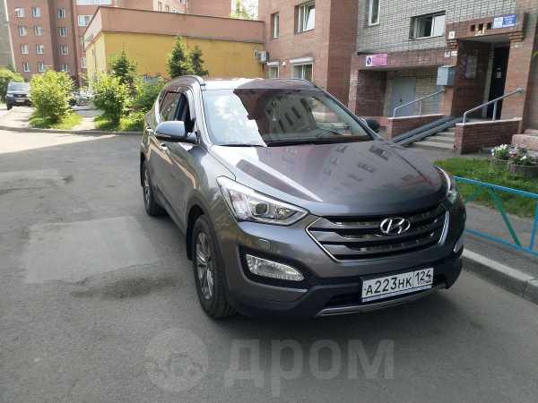 Hyundai Santa Fe, 2015 год, 1 535 000 руб.
