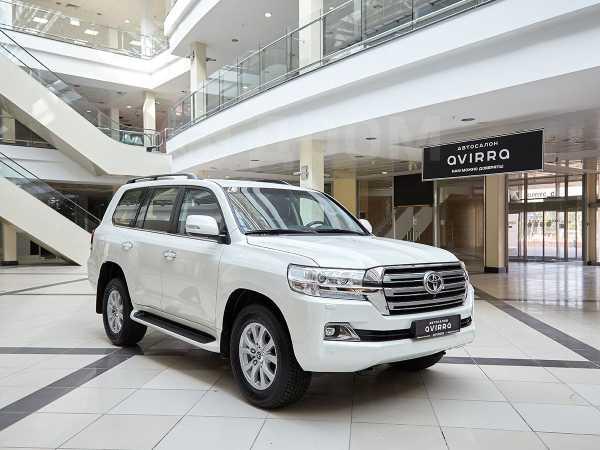 Toyota Land Cruiser, 2018 год, 4 729 000 руб.