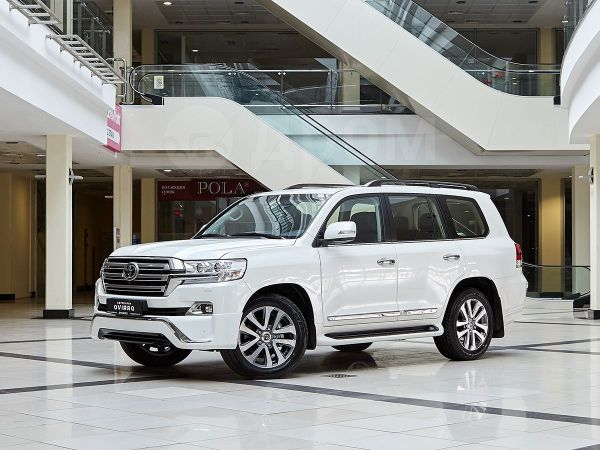 Toyota Land Cruiser, 2018 год, 5 285 000 руб.
