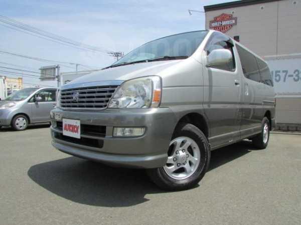 Toyota Hiace Regius, 2001 год, 270 000 руб.
