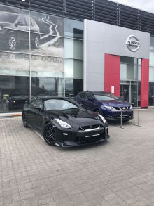 Красноярск Nissan GT-R 2018