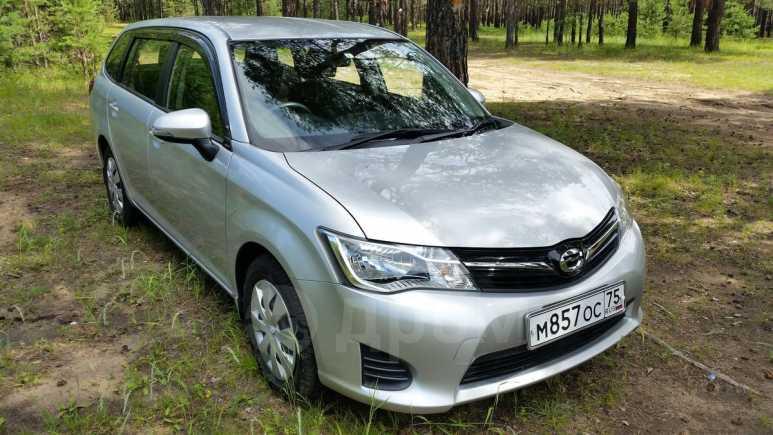 Toyota Corolla Fielder, 2014 год, 800 000 руб.