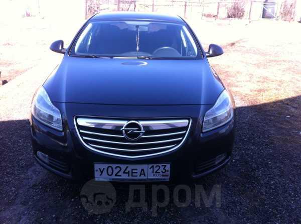 Opel Insignia, 2009 год, 490 000 руб.