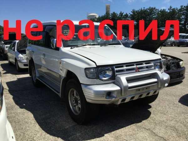 Mitsubishi Pajero, 1999 год, 325 000 руб.