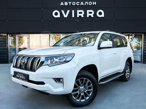 Toyota Land Cruiser Prado, 2018 год, 3 409 000 руб.