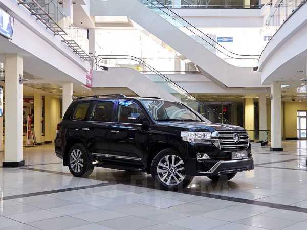 Toyota Land Cruiser, 2018 год, 5 275 000 руб.