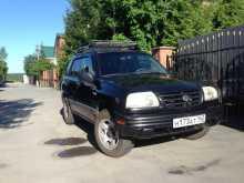 Новосибирск Suzuki Vitara 2002