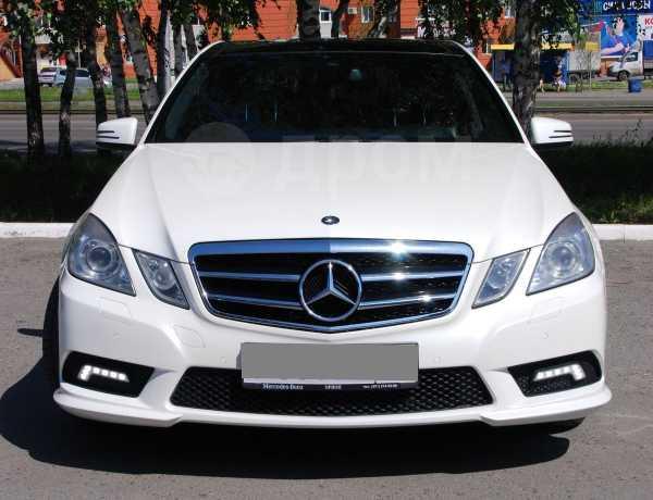 Mercedes-Benz E-Class, 2011 год, 1 300 000 руб.