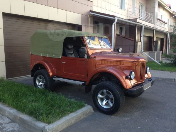 ГАЗ 69, 1954 год, 2 500 000 руб.