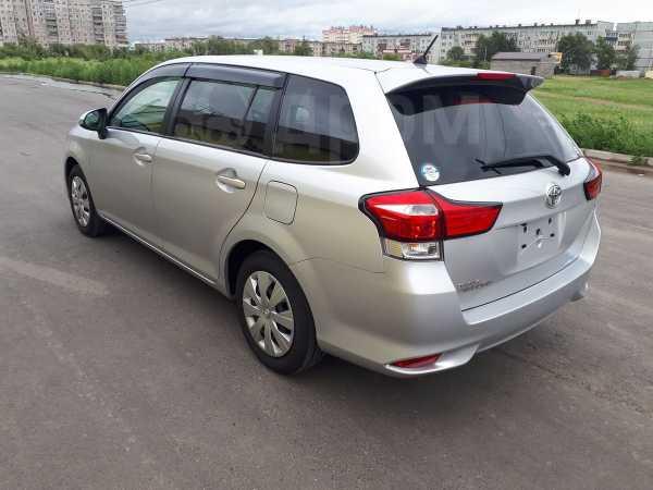 Toyota Corolla Fielder, 2015 год, 799 000 руб.