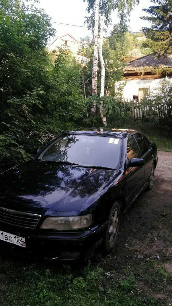 Nissan Cefiro, 1995 год, 85 000 руб.
