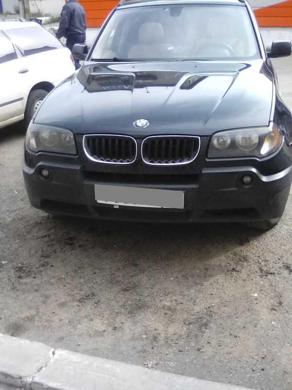 BMW X3, 2005 год, 500 000 руб.