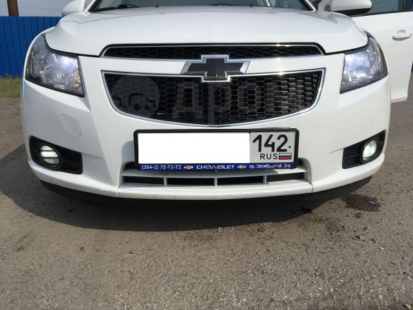 Chevrolet Cruze, 2012 год, 460 000 руб.