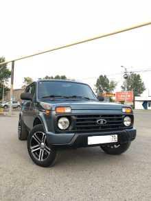 Томск 4x4 Урбан 2015