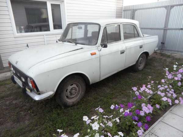 Москвич 412, 1986 год, 25 000 руб.