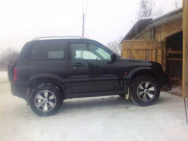 Suzuki Grand Vitara, 2002 год, 499 000 руб.