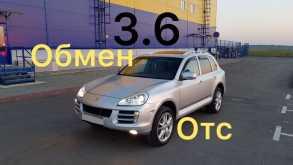 Новосибирск Cayenne 2008