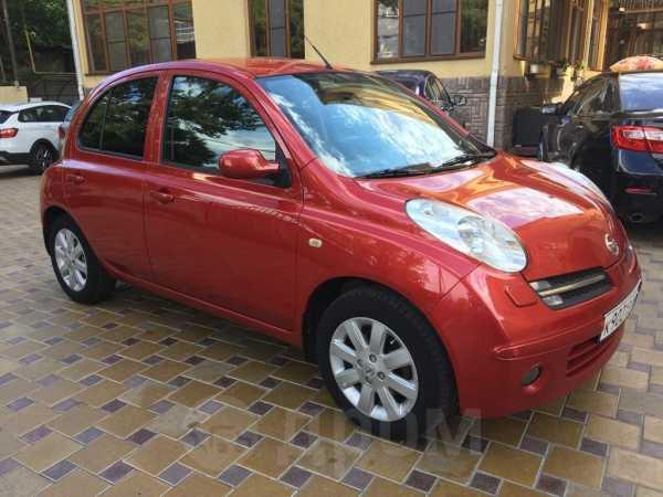 Nissan Micra, 2006 год, 349 000 руб.