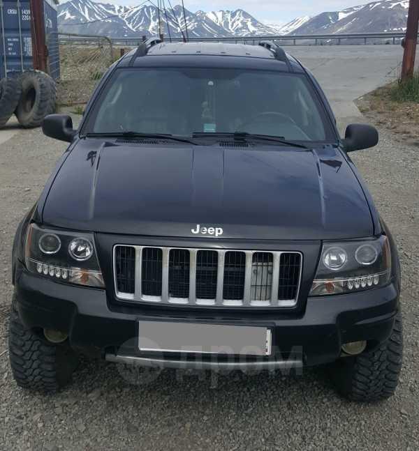 Jeep Grand Cherokee, 2003 год, 700 000 руб.