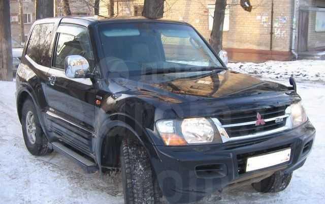 Mitsubishi Pajero, 2000 год, 550 000 руб.