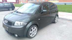 Audi A2, 2000 г., Новосибирск