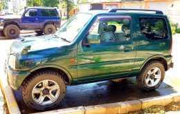Suzuki Jimny, 2005 г., Хабаровск