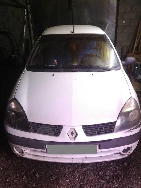 Renault Symbol, 2003 год, 140 000 руб.