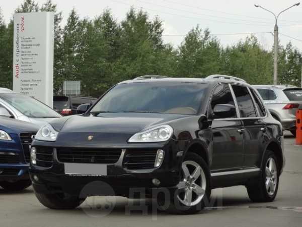 Porsche Cayenne, 2007 год, 830 000 руб.