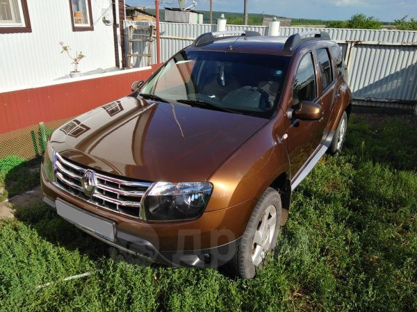 Renault Duster, 2012 год, 555 000 руб.