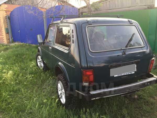 Лада 4x4 2121 Нива, 1997 год, 65 555 руб.