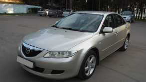 Mazda 6, 2004 г., Екатеринбург