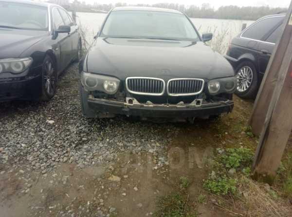 BMW 7-Series, 2001 год, 70 000 руб.