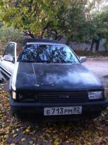 Симферополь Corolla 1984