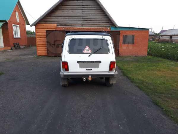 Лада 4x4 2121 Нива, 2006 год, 185 000 руб.