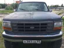 Губкинский Bronco 1994