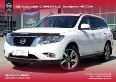 Владивосток Pathfinder 2016