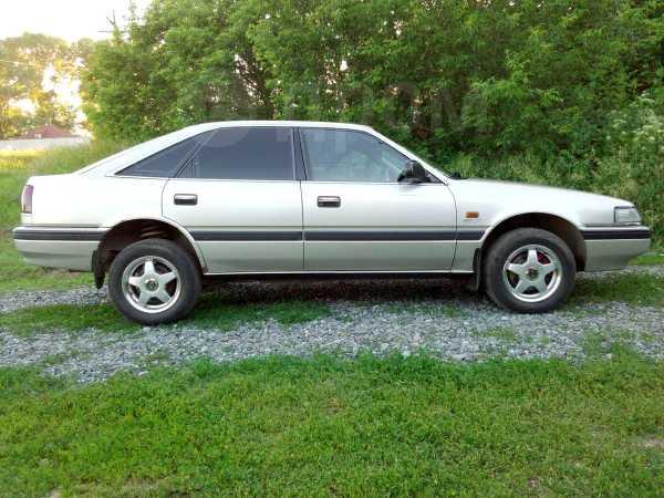 Mazda 626, 1989 год, 130 000 руб.