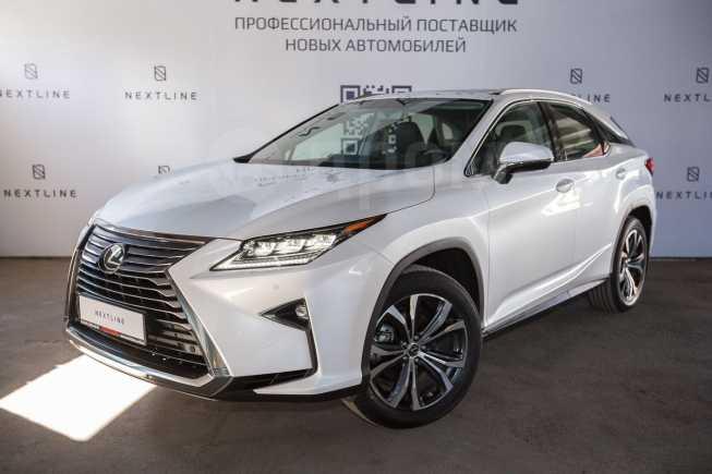 Lexus RX350, 2018 год, 3 769 000 руб.