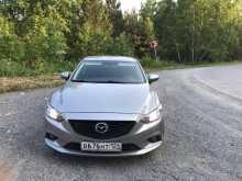 Красноярск Mazda Mazda6 2012