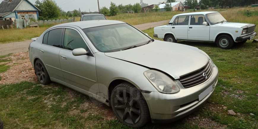 Nissan Skyline, 2002 год, 285 000 руб.